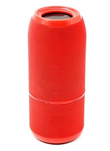 Platoon PL-4314 Bluetooth Speaker Fm/Sd/Usb Kırmızı